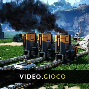 Satisfactory Video Di Gioco