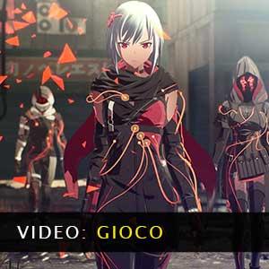 Scarlet Nexus Video di gioco