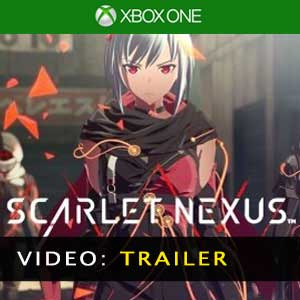 Scarlet Nexus Trailer Video