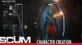 Personalizzazione del personaggio