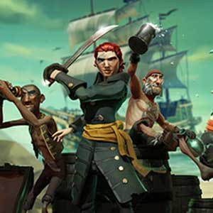 Sea of Thieves Pirati