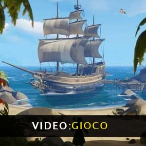 Video del gameplay di Sea of Thieves Black Dog Pack