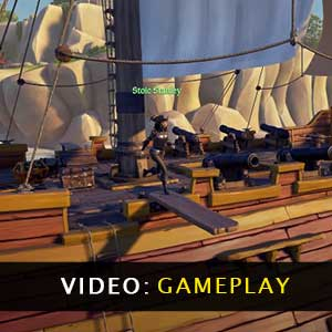 Sea of Thieves Gameplay Video