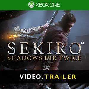 Video trailer Sekiro Shadows Die Twice