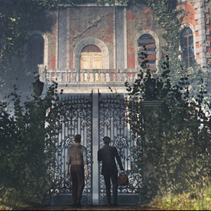 Sherlock Holmes Chapter One - Sherlock e Jon
