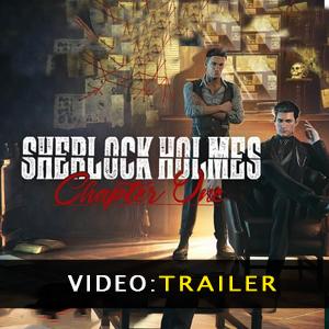 Sherlock Holmes Chapter One Video Trailer