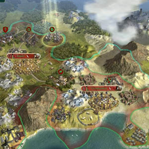 Sid Meier's Civilization V Trevor