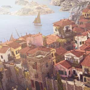 Penisola italiana in Sniper Elite 4