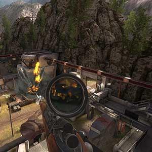 Sniper Elite VR - Cecchino