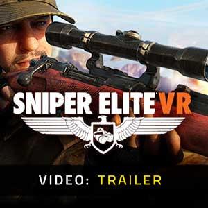 Sniper Elite VR Video Trailer