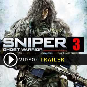 Acquista CD Key Sniper Ghost Warrior 3 Confronta Prezzi