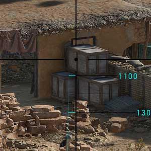 Sniper Ghost Warrior Contracts 2 Portata da cecchino