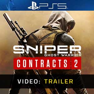 Sniper Ghost Warrior Contracts 2 PS5 Video Trailer