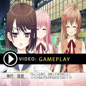 Song of Memories PS4 Gameplay Video