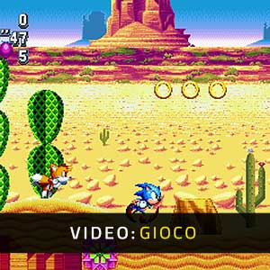Sonic Mania Video del gioco