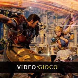 SoulCalibur 6 video di gioco