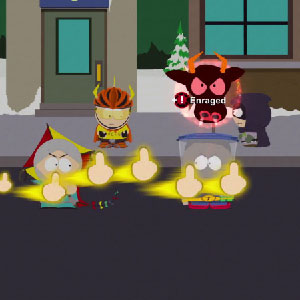 South Park The Fractured But Whole - Gameplay Image