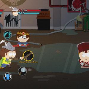 South Park the Stick of Truth Classi di caratteri