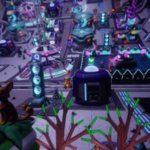 Spacebase Startopia Telgore Garry