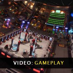 Spacebase Startopia Video di gioco