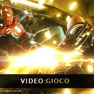 Spider-Man PS4 Video di gioco
