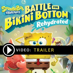 Acquistare SpongeBob SquarePants Battle for Bikini Bottom Rehydrated CD Key Confrontare Prezzi