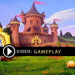 Spyro Reignited Trilogy Nintendo Switch Gameplay Video