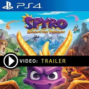 Acquistare Spyro Reignited Trilogy PS4 Confrontare Prezzi