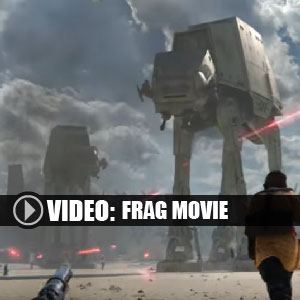 Star Wars Battlefront 2 Frag Movie