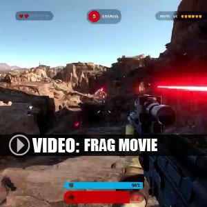 Star Wars Battlefront Frag Movie
