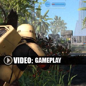 Star Wars Battlefront Gameplay Video