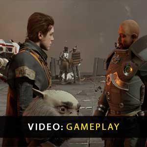 Star Wars Jedi Fallen Order Video di gioco