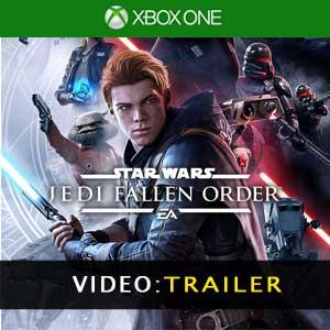 Video del trailer di Star Wars Jedi Fallen Order