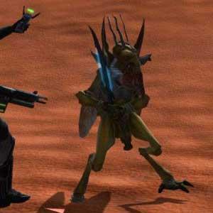 Star Wars The Old Republic combattimento