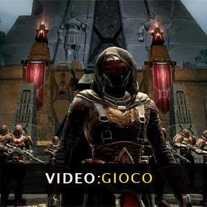 Star Wars The Old Republic video di gioco