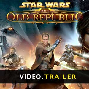 Star Wars The Old Republic video trailer