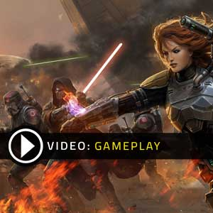 Star Wars the Old Republic Gameplay Video