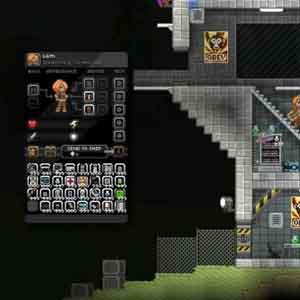 Starbound Gameplay