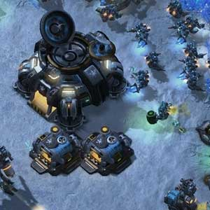 Starcraft 2 Heart of the Swarm Battaglia