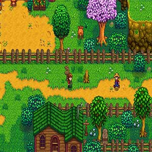 Stardew Valley Esplorazione