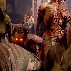 Un gruppo di zombie