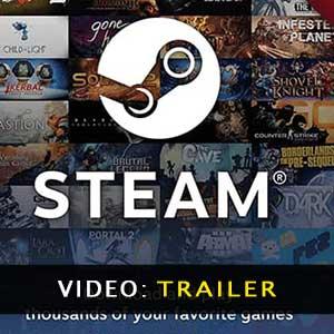 Steam Card Video Trailer