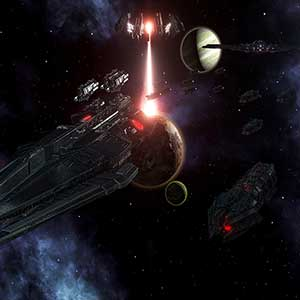 Stellaris Nemesis Astronave