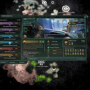 Stellaris Nemesis Comunità galattica