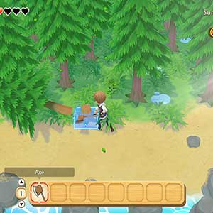 STORY OF SEASONS Pioneers of Olive Town Foresta