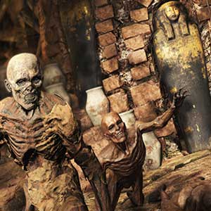 mummie lamentose Strange Brigade
