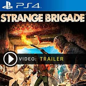 Acquistare Strange Brigade PS4 Confrontare Prezzi