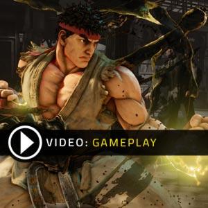 Street Fighter 5 video di gioco
