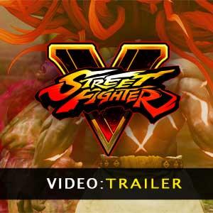 Street Fighter 5 Video-Trailer
