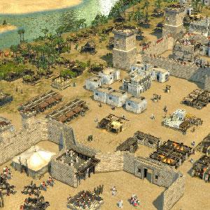 Stronghold Crusader 2 Mappa